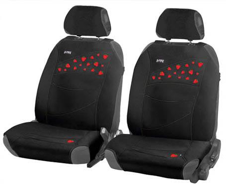 Автомобильные чехлы на сидения с рисунка